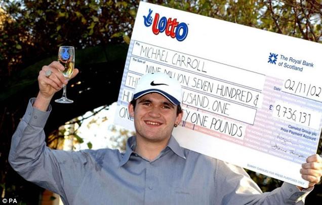 Lottogewinn Auszahlen