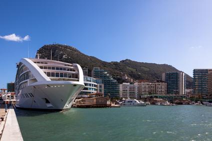 Stadtansicht Gibraltar