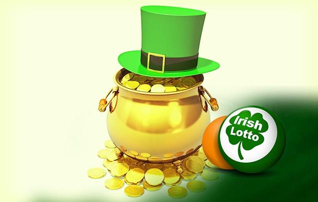 Geldsegen beim irischen Lotto