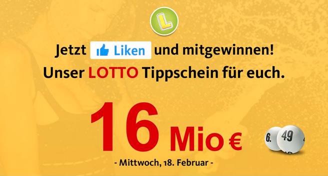 Lottoland Gemeinschaftstippschein