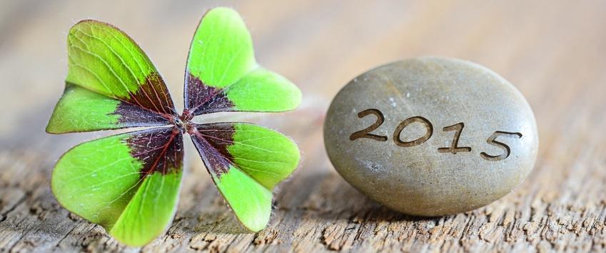 Lotto-Glück im Jahr 2015