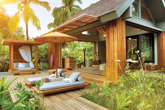 Desroches Island Resort Seychelles