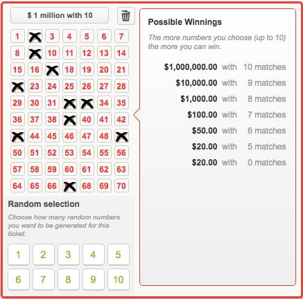 Lotto kenow