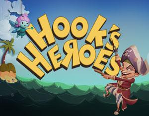 hooks heroes spielen