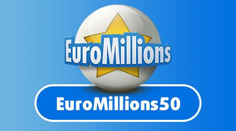 EuroMillions 50