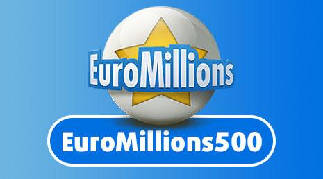 EuroMillions 500