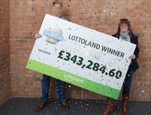 UK Lottoland Winner wins £343,284.60 on EuroMillions