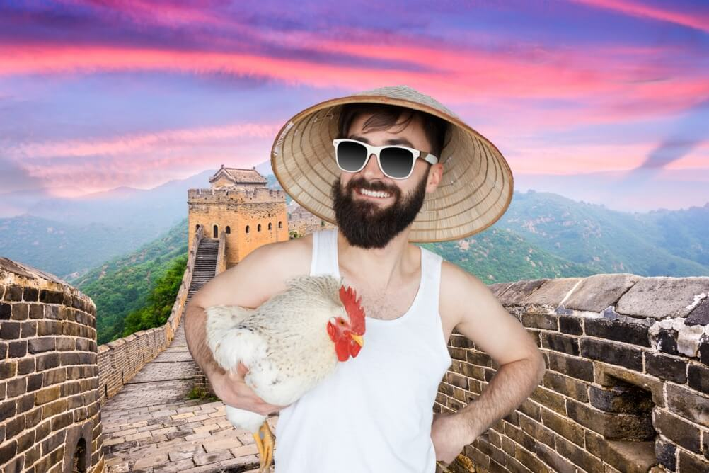 Neujahr 2017 in China – Hahn im Glück - Lottoland.com