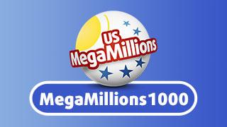 MegaMillions 1000