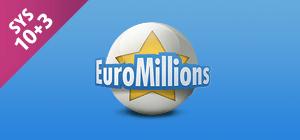 Zakład EuroMillions SYS 10+3