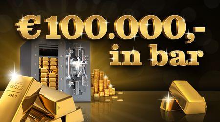 100.000 Euro Gewinnen
