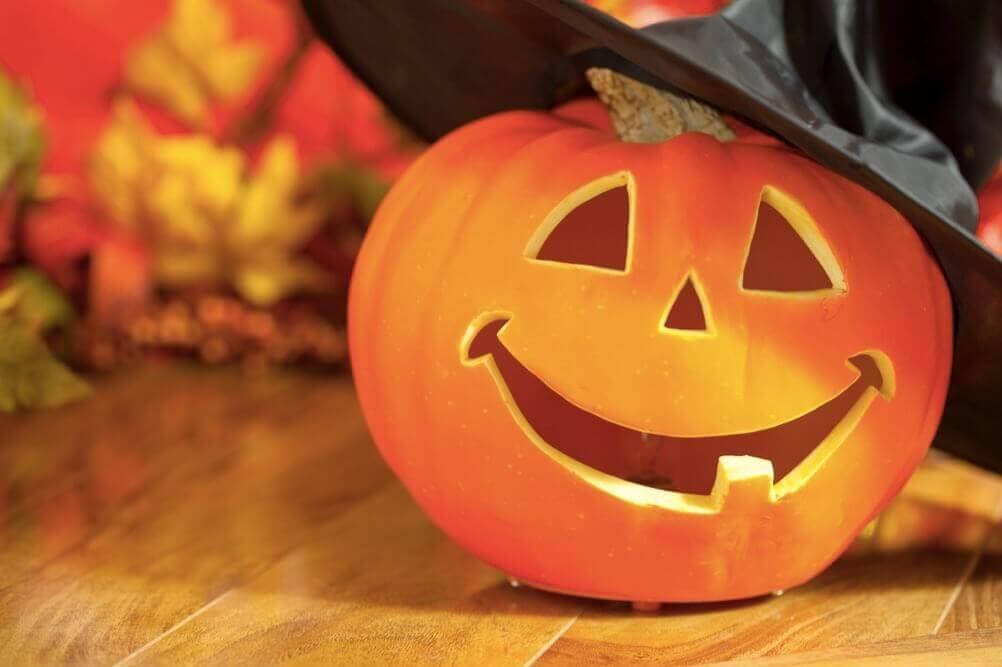 Wir feiern Halloween im Lottoland