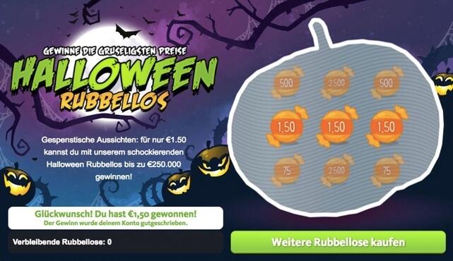 Unser schaurig-schönes Halloween-Rubbellos