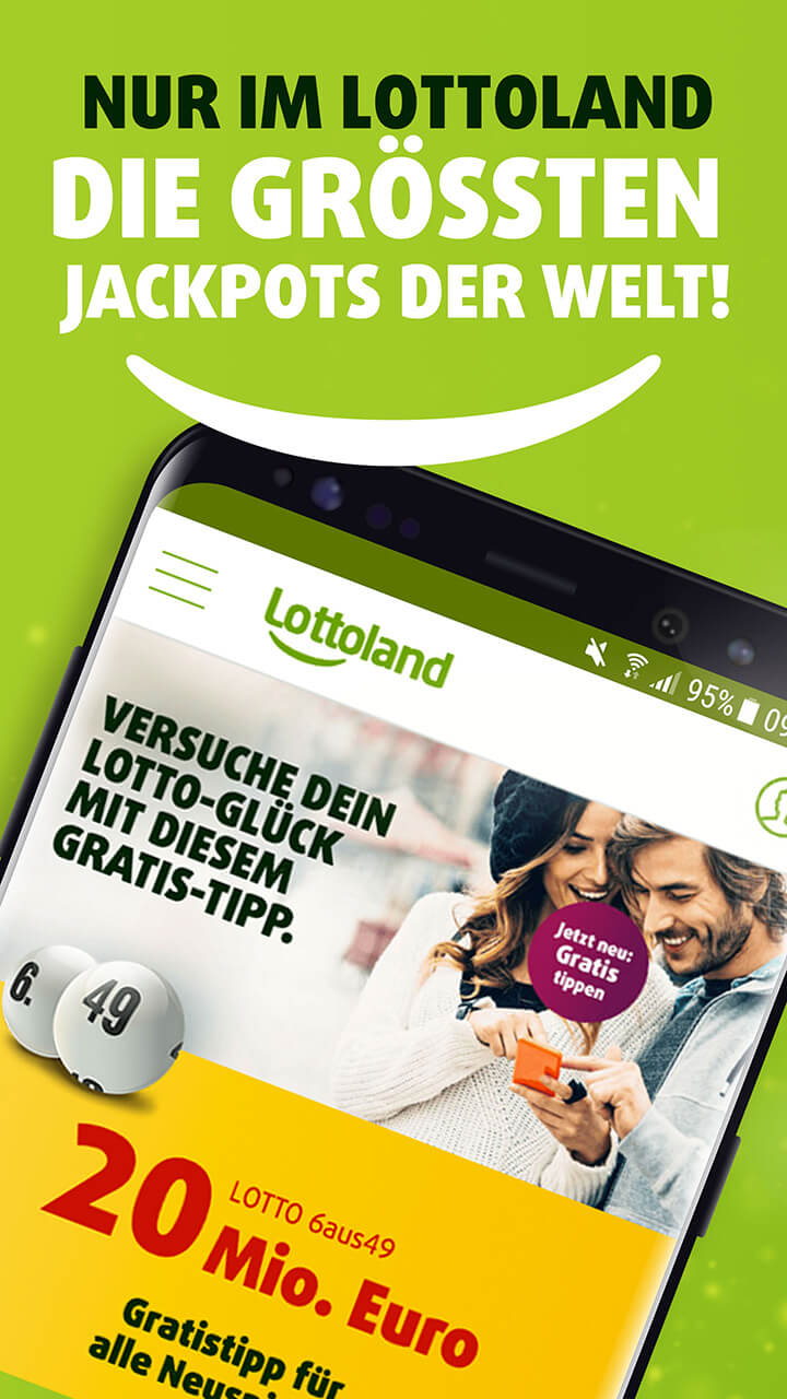 Lottoland App Android