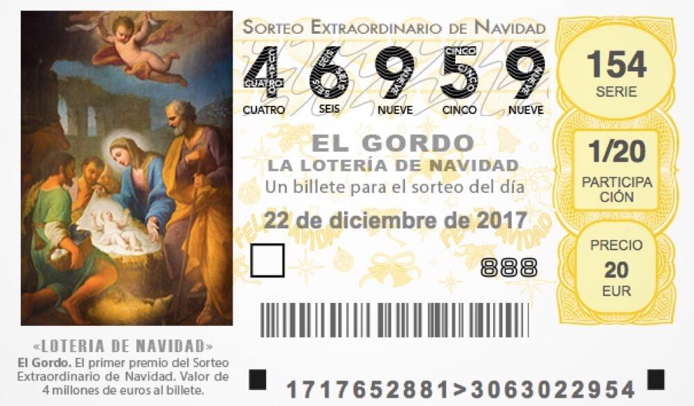 Beliebte Losnummern für El Gordo ausverkauft