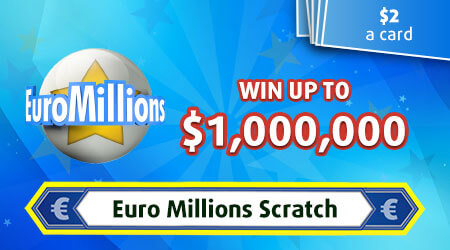 Play the world's best lotteries online from New Zealand