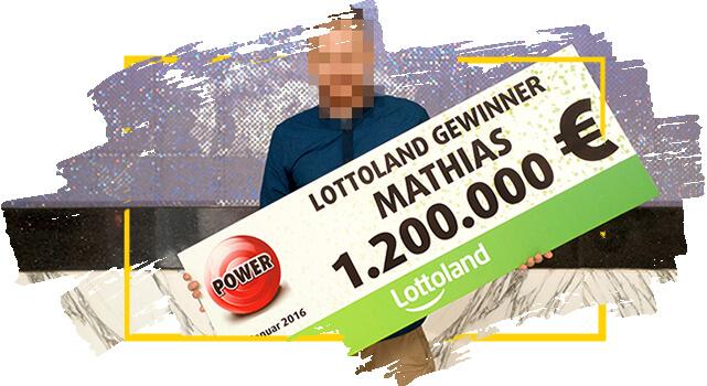 Lottoland Gewinner Mathias - PowerBall