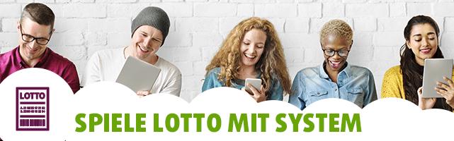 Spiele Lotto mit System