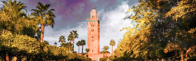 Reisetrend Marrakesch
