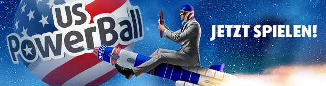 US PowerBall - Jetzt spielen!