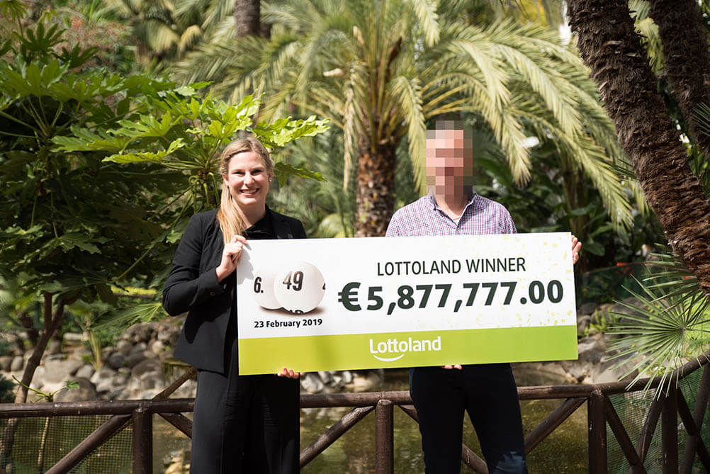 German Lottery Winner: Lucky in Love & Lotto - Lottoland com