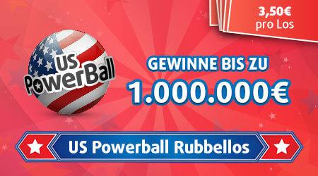 Powerball Gewinnchance