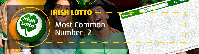 Lucky Numbers for Irish Lotto