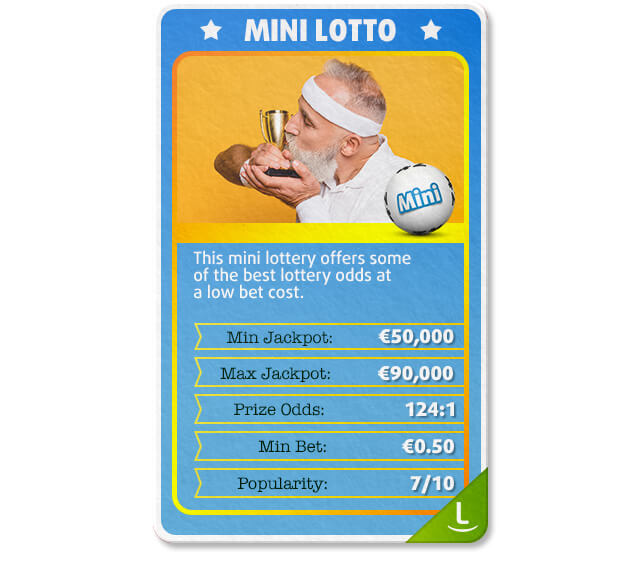 Polish Mini Lotto is the cheapest available at Lottoland