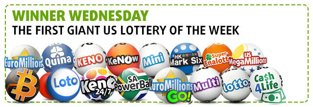 Lotteries on Wednesday in NZ