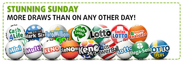 Lotteries on Sunday in New Zealand