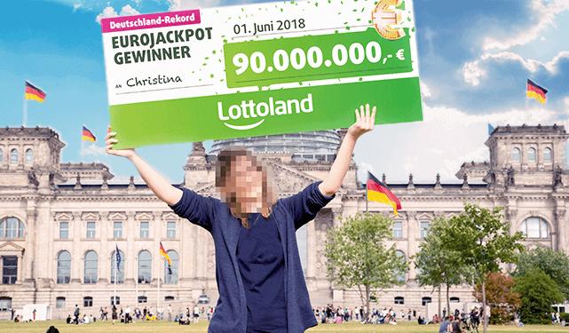 Lottoland Gewinnerin Christina