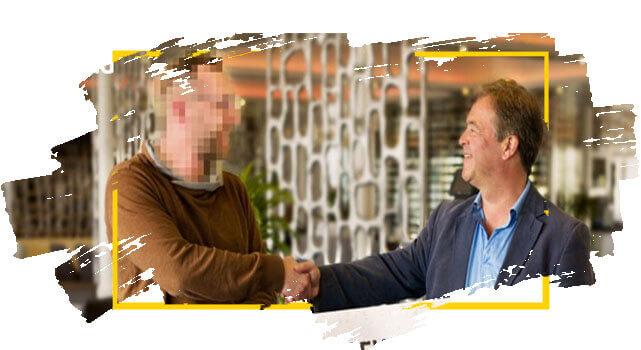 Ganhador  anônimo da loteria da Lottoland