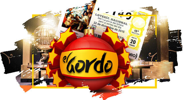 Logotipo da loteria  El Gordo
