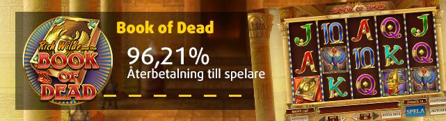 Book of Dead online