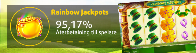 Rainbow Jackpots online