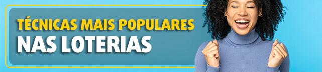 Técnicas, estratégias e fórmulas mais populares em loterias
