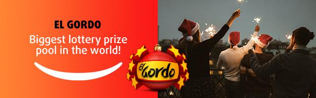 El Gordo - Biggest lottery prize pool in the world