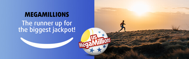 MegaMillions - The runner up for the biggest jackpot