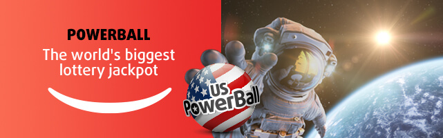 PowerBall - The world's biggest lottery jackpot